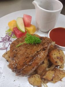 Chicken Grill-Best Western Food Malacca